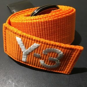 Other - Y-3 Belt Orange Y3 Yohji Yamamoto Adidas